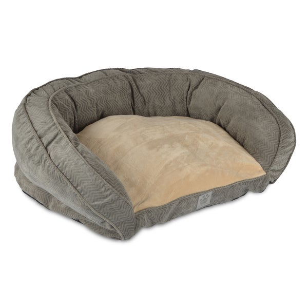 Shop Snoozzy Gusset Couch Pet Bed On Sale Free