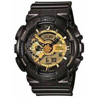 Casio Men's GA110BR-5A G-Shock Black Watch