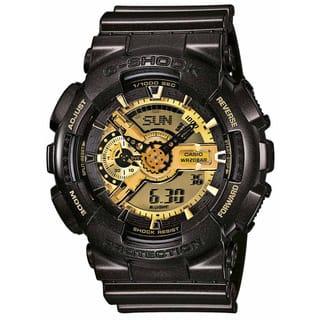 Casio Men's GA110BR-5A G-Shock Black Watch|https://ak1.ostkcdn.com/images/products/9123125/P16306962.jpg?impolicy=medium