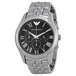 Armani Men's AR1786 'Valente' Stainless Steel Watch