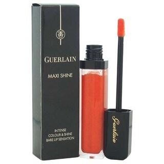 Guerlain Maxi Shine 411 Tangerine Vlam Lip Gloss