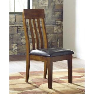 Signature Design by Ashley Ralene Medium Brown Dining Chair (Set of 2)