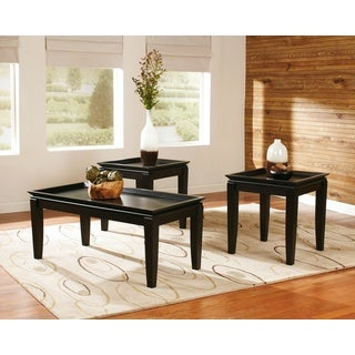 Signature Design by Ashley Delormy 3-piece Occasional Table Set