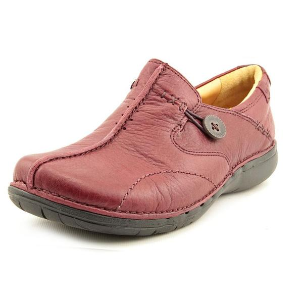 Un.Loop' Leather Casual Shoes (Size 8.5