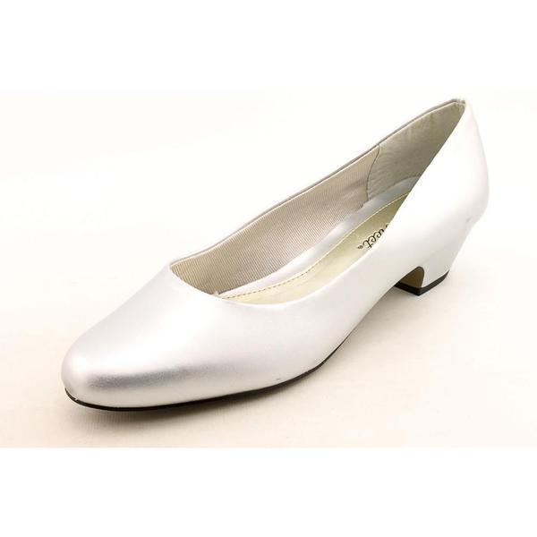 c5587de6adf Shop Easy Spirit Women s  Halo  Faux Leather Dress Shoes - Wide ...
