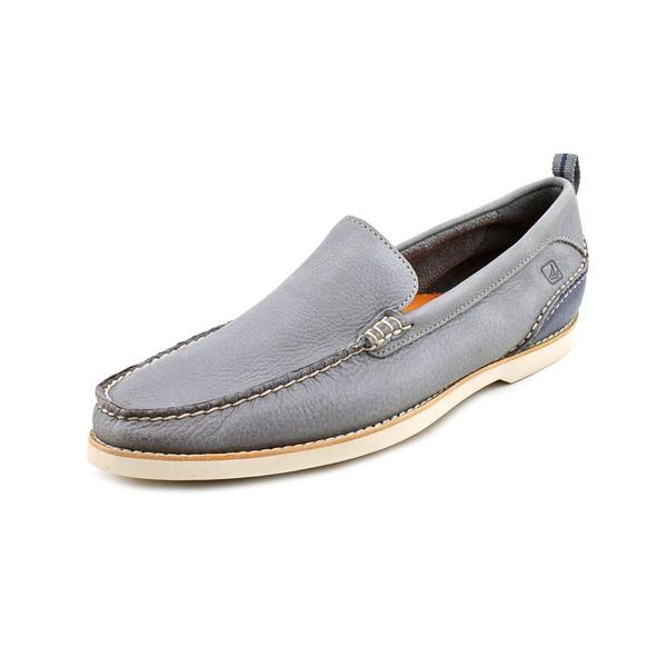 dd150c6d953a Shop Sperry Top Sider Men's 'Seaside Venetian' Leather Casual Shoes ...