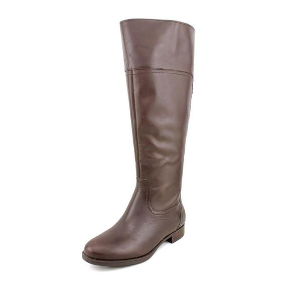 Talty' Leather Boots - Overstock - 9125651