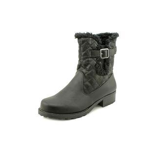 Trotters Women's 'Blast III' Leather Boots - Wide (Size 10 )