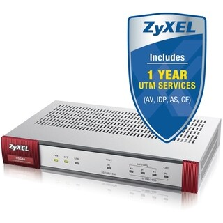 ZyXEL USG40 Next-Generation USG Firewall with 1 Year UTM Servies