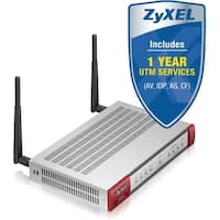 ZyXEL USG40W Next-Generation USG 11n Firewall, with 1 Year UTM Servic