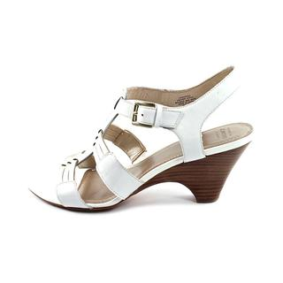 Circa Joan & David Women's 'Nadeena' Patent Leather Sandals