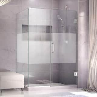 30 to 40 in shower doors for less overstock dreamline unidoor plus 355 in w x 30375 34375 in d x 72 planetlyrics Image collections