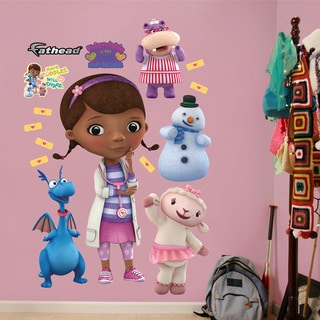 Fathead Disney Doc McStuffins Wall Decals