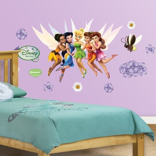 Fathead Jr. Disney Fairies Wall Decals