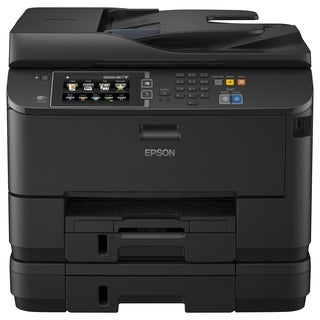 Epson WorkForce Pro WF-4640 Inkjet Multifunction Printer - Color - Pl