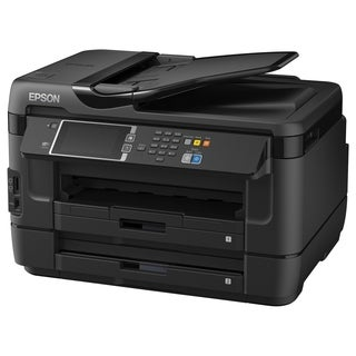 Epson WorkForce 7620 Inkjet Multifunction Printer - Color - Photo Pri