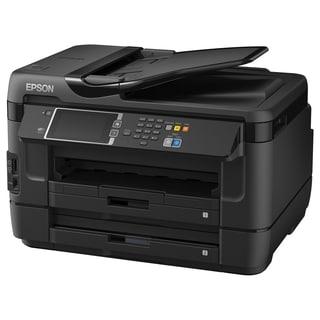 Epson WorkForce 7620 Inkjet Multifunction Printer - Color - Photo Pri