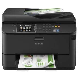 Epson WorkForce Pro WF-4630 Inkjet Multifunction Printer - Color - Pl