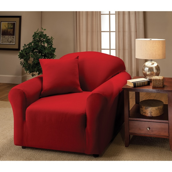 Attirant Stretch Jersey Chair Slipcover