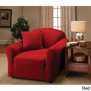 Stretch Jersey Chair Slipcover (2 options available)