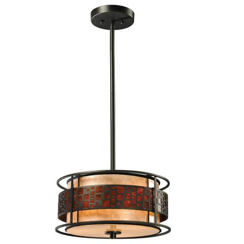 Oak Park 3-light Pendant