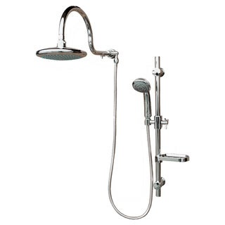 rain shower head with wand. PULSE Aqua Rain Shower System  Free Shipping Today Overstock