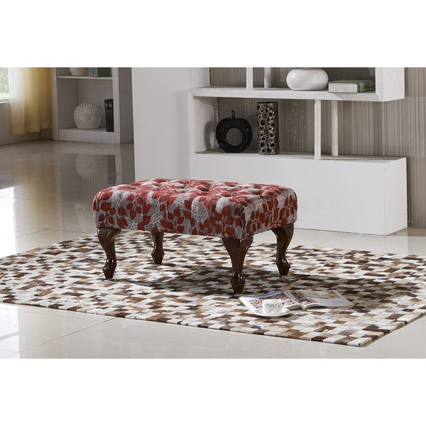 The Elegant Windsford Tufted Bench ·  Https://ak1.ostkcdn.com/images/products/9128368/ Ideas