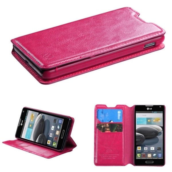 ... Case Cover with Stand/ Wallet Flap Pouch/ Photo Display For LG G Stylo