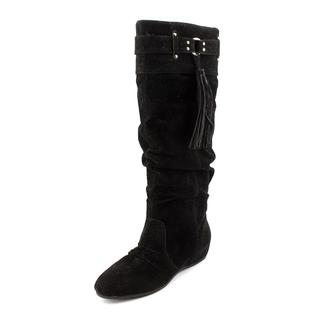 Madden Girl Women's 'Destiny' Leather Boots