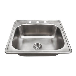 The Polaris Sinks PT8301US 20 Gauge Kitchen Ensemble