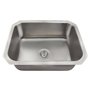 The Polaris Sinks P8301US 18 Gauge Kitchen Ensemble