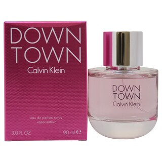 Calvin Klein Down Town Women's 3-ounce Eau de Parfum Spray