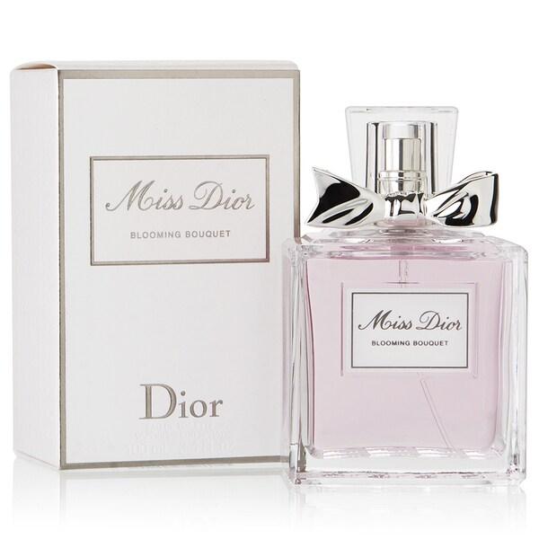 9f9ab16e Christian Dior Miss Dior Blooming Bouquet Women's 3.4-ounce Eau de Toilette  Spray