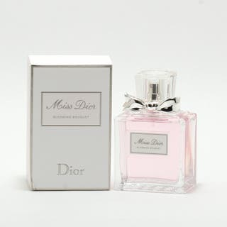 Christian Dior Miss Dior Blooming Bouquet Women's 3.4-ounce Eau de Toilette Spray|https://ak1.ostkcdn.com/images/products/9129024/P16312004.jpg?impolicy=medium