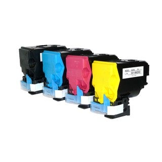Compatible Konica Minolta Magicolor 4750 4750DN 4750EN MC4750 Color Set Toner Cartridge