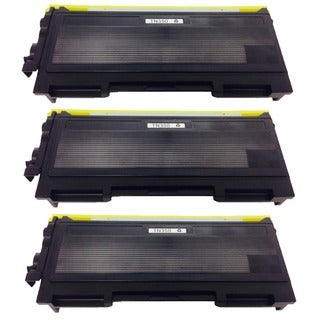 Brother TN350 TN-350 Black Toner Cartridge HL-2040 2070N MMC-7220 7225N 7420 7820N DCP-7020 p (Pack of 3)