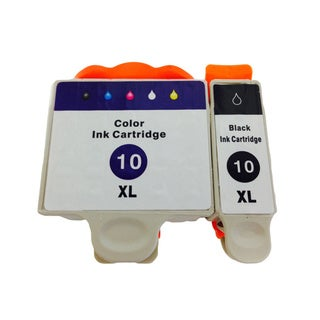 KODAK 10 Color Set EASYSHARE 5000 3200 5200 7200 9200 ESP 3 5 7 9 ESP Office 6100 Ink Cartridge (Pac