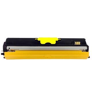Konica Minolta Magicolor 1600W Yellow Toner Cartridge for Konica Minolta 1600W/ 1650EN/ 1680MF/ 1690