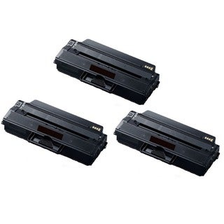 High Yield Toner Cartridge for Samsung 115L SL-M2820DW SL-M2870FW MLT-D115L MLT-D115S (Pack of 3)