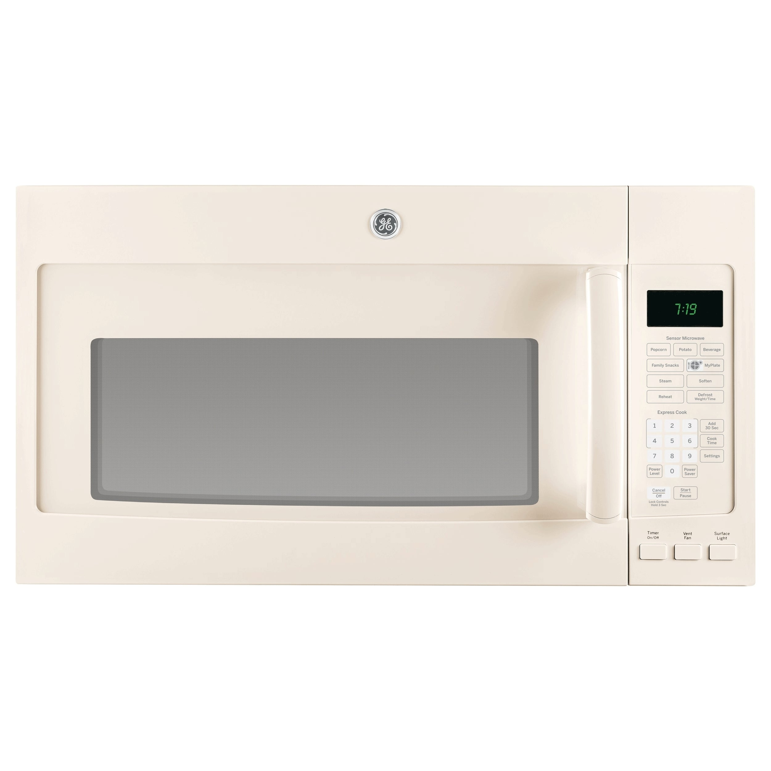Bisque Colored Countertop Microwave Ovens Bestmicrowave