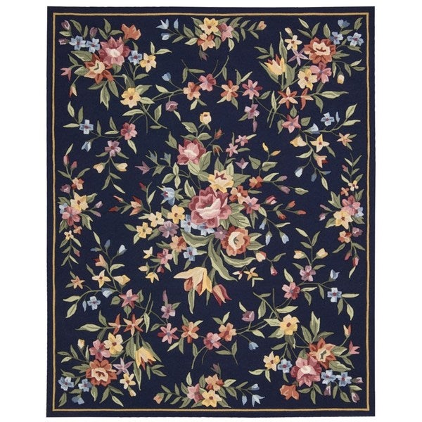 Nourison Everywhere Navy Accent Rug - 8' x 10'