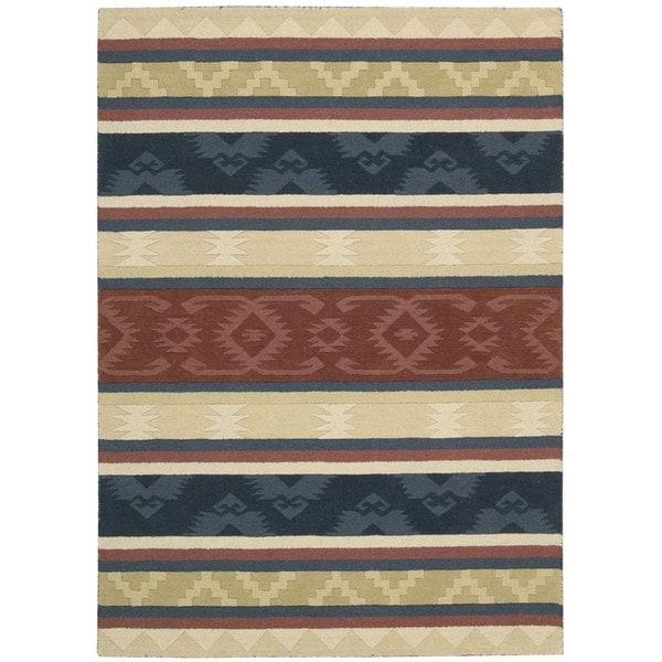 Nourison India House Multicolor Rug (8' x 10'6)