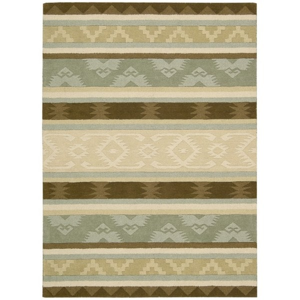 Nourison India House Sage Rug - 8' x 10'6