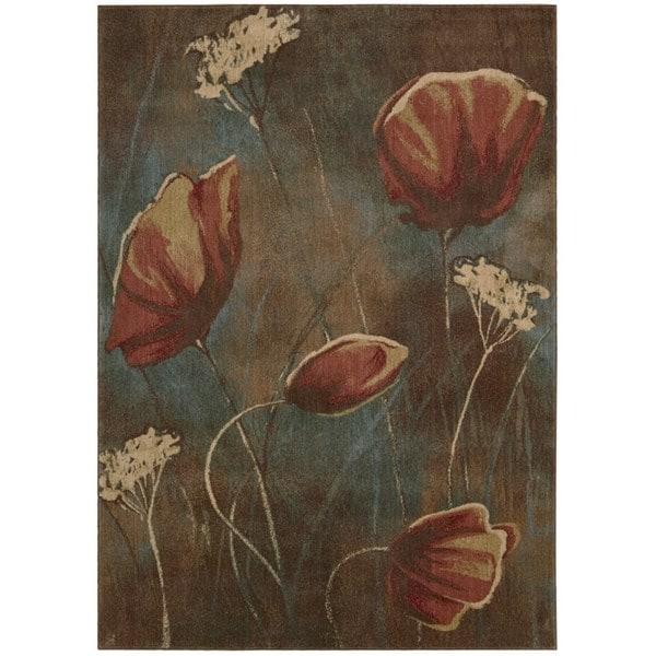 Nourison Somerset Multicolor Rug (2' x 2'9)