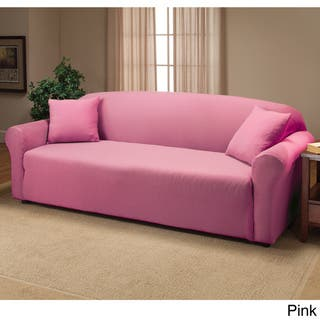 Buy Pink Sofa Amp Couch Slipcovers Online At Overstock Our