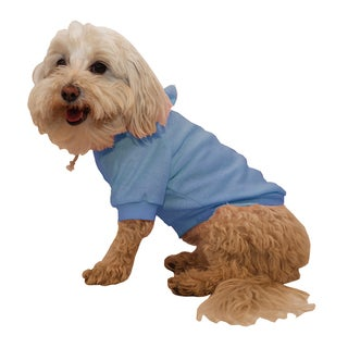 Pet Life French Terry Cotton Pet Hoodie Sweater