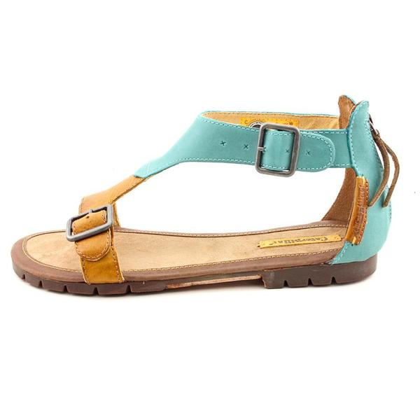 Marilyn' Leather Sandals