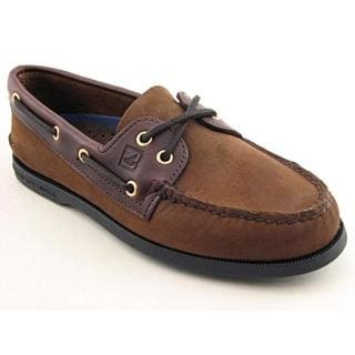 Sperry Top Sider Men's 'A/O 2-Eye' Nubuck Casual Shoes