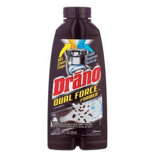Drano Pro Strength Foamer 17-ounce (8-pack)
