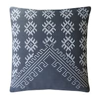 Fez Charcoal Decorative Throw Pillow